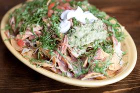 Chicken & Beef Nachos-El Jefe Restaurant & Mexican Grill, Newark, Delaware