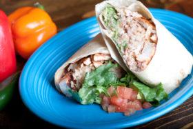 Mexican Burrito-El Jefe Restaurant & Mexican Grill, Newark, Delaware