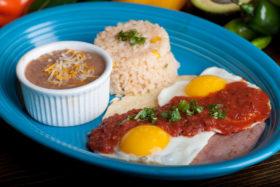 Ranchero Eggs-El Jefe Restaurant & Mexican Grill