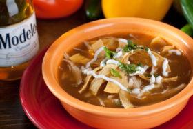 Tortilla Soup-El Jefe Restaurant & Mexican Grill, Newark, Delaware