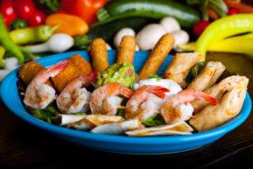 El Jefe Sampler -El Jefe Restaurant & Mexican Grill, Newark, Delaware