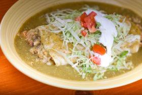 Tex-Mex Burrito -El Jefe Restaurant & Mexican Grill, Newark, Delaware