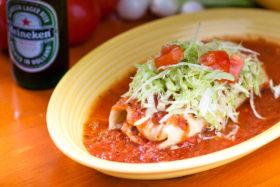 Burrito Ranchero -El Jefe Restaurant & Mexican Grill, Newark, Delaware