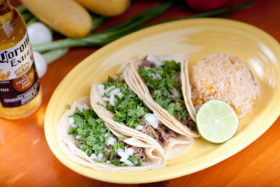 Mexican Tacos -El Jefe Restaurant & Mexican Grill, Newark, Delaware