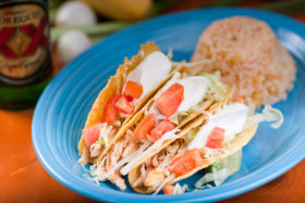 Tex-Mex Tacos -El Jefe Restaurant & Mexican Grill, Newark, Delaware