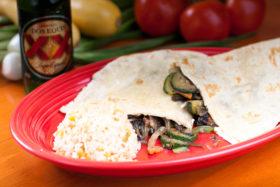 Portobello Quesadilla -El Jefe Restaurant & Mexican Grill, Newark, Delaware