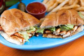 Lunch Torta -El Jefe Restaurant & Mexican Grill, Newark, DE